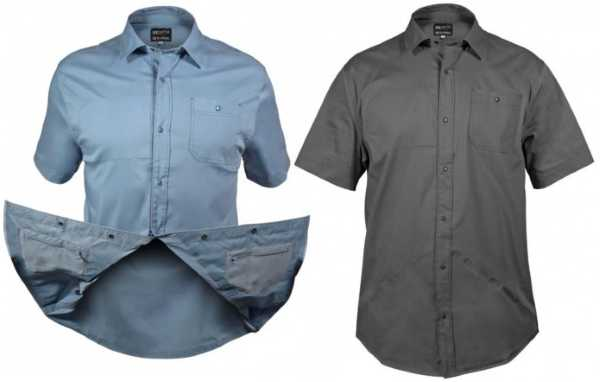 Рубашка JedBurg для скрытого ношения оружия и кобуры