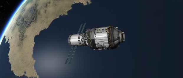 В апреле орбитальная станция Китая атакует планету Земля
