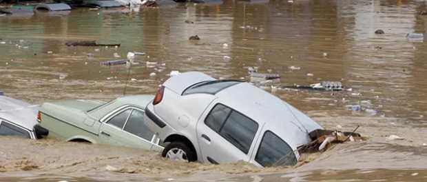 Крупнейшее за 500 лет наводнение в Турции + сель сносит Анкару