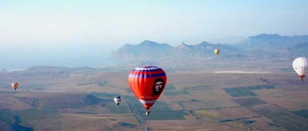 Экстрим в Крыму от квадроцикла до парашюта и дайвинга