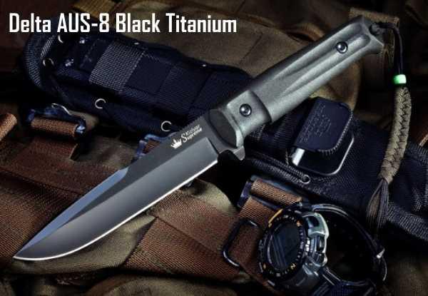 Кизляр Суприм - российские ножи выживания для всей планеты
